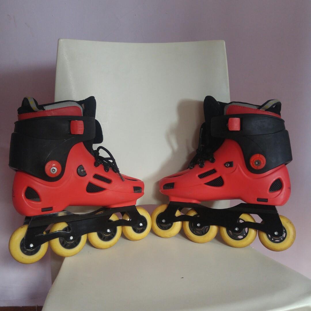 Sepatu Roda inline skate RADIUS