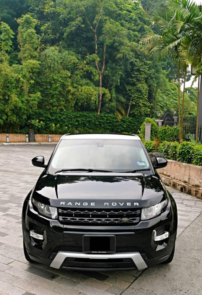 SEWA BELI>>RANGE ROVER EVOQUE 2.0L SUPER DYNAMIC FULLSPEC PANORAMIC ROOF 2014/2017
