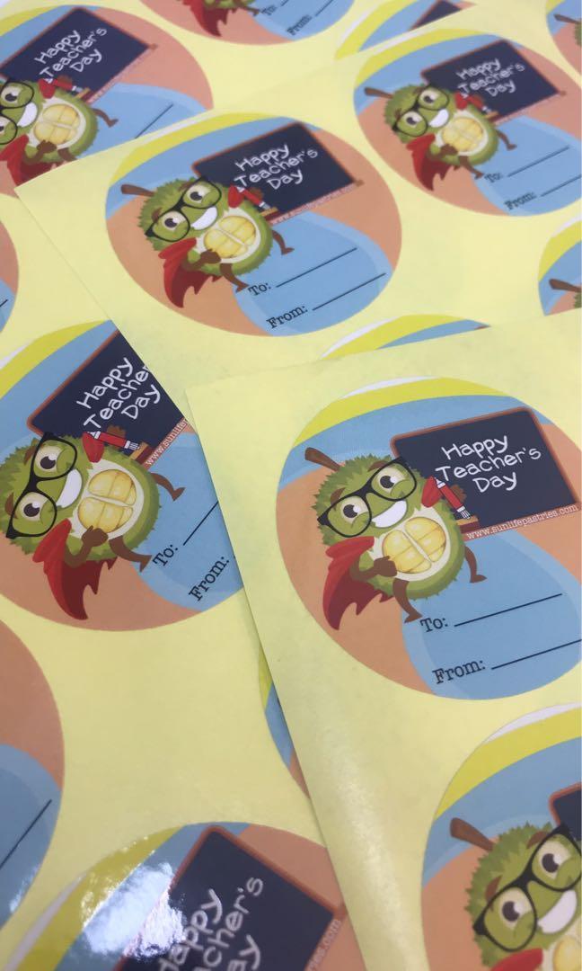 Teacher's Day Almond Stick Packs
