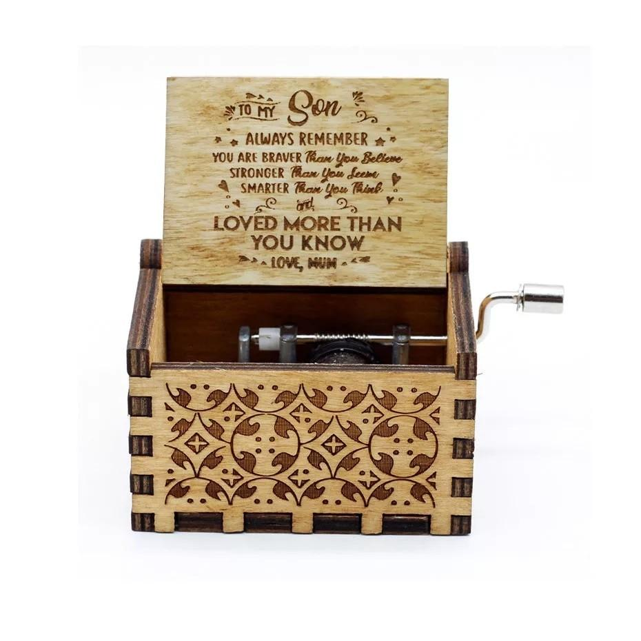 To My Daughter/Son Music Box, Babies & Kids, Toys & Walkers