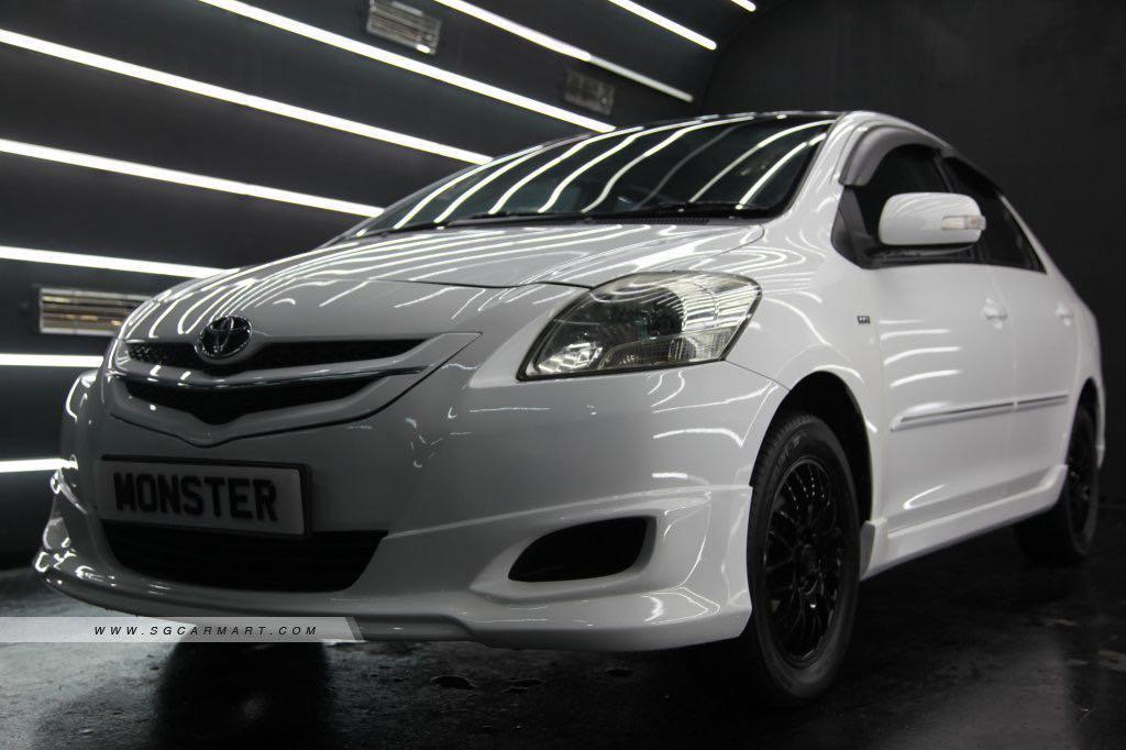 Toyota Vios 1.5 E Sports (A)