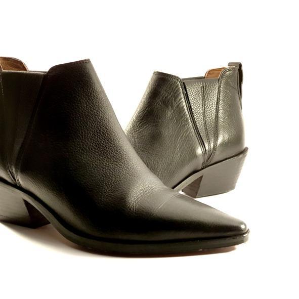 Vanilla Moon Black Ankle Boots