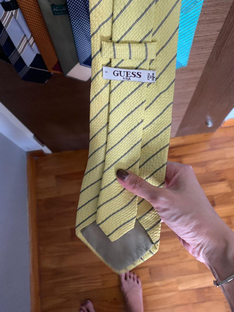 Various Brand's ties for sale