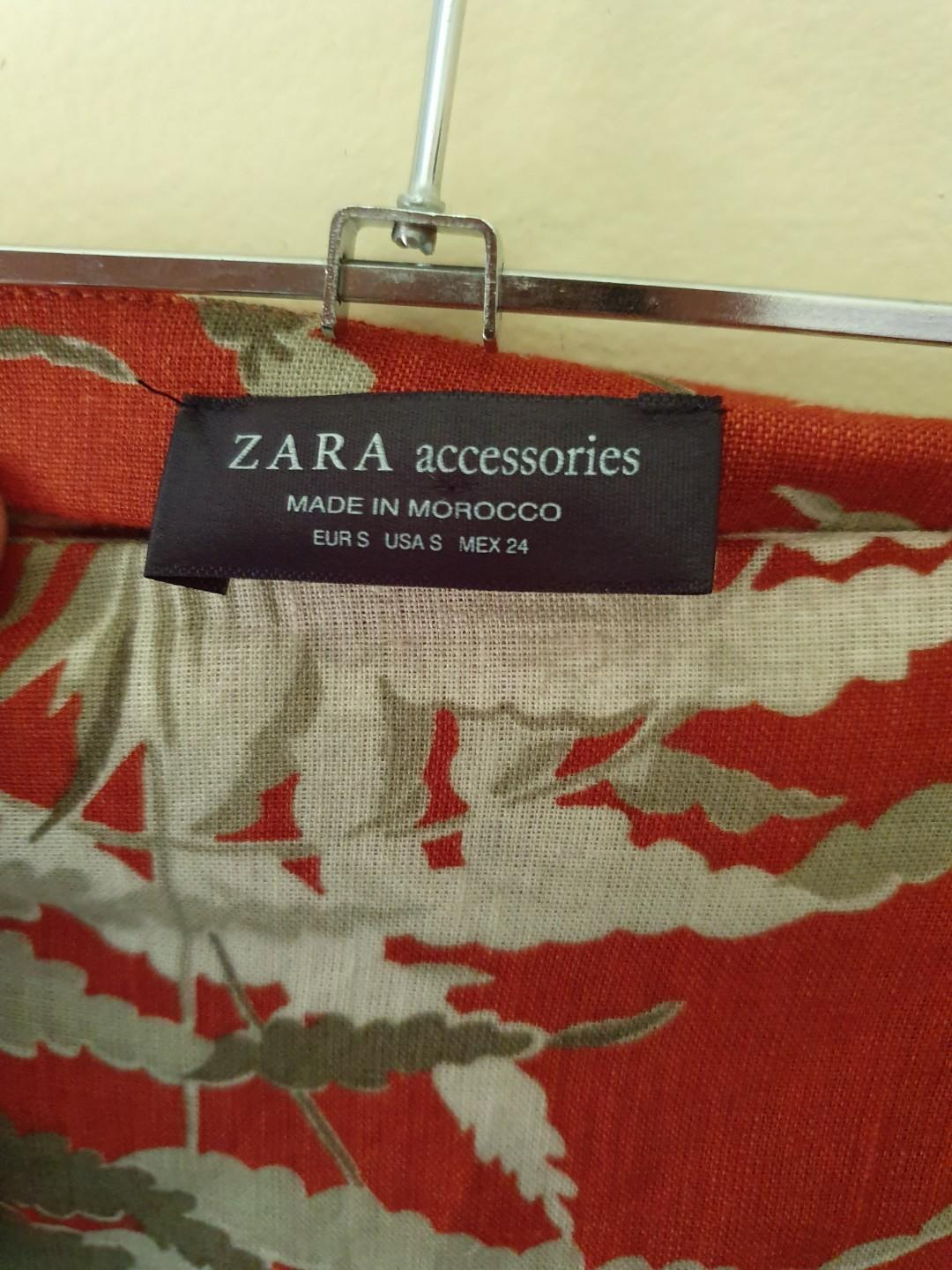 Zara Wrap Around Skirt #SwapAU