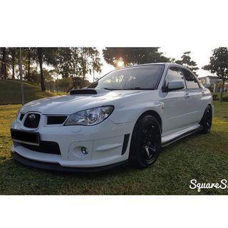 Subaru Wrx 2.5M Turbo (Wedding/Photoshoot/Personal) for Rent