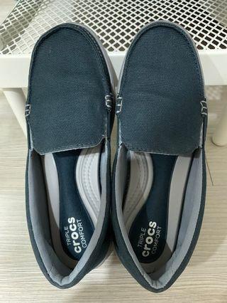 含運-卡洛馳crocs-女休閒鞋w6-僅試穿