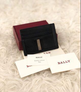 Bally Dark Navy Classic Cardholder