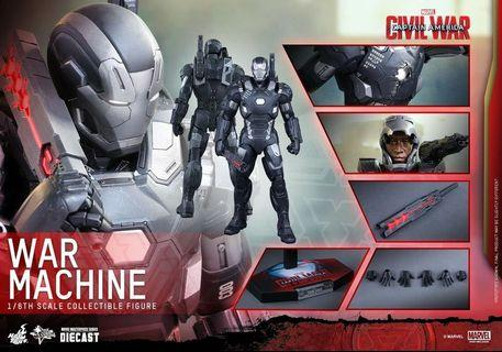 WTS Hot Toys War Machine Mark III
