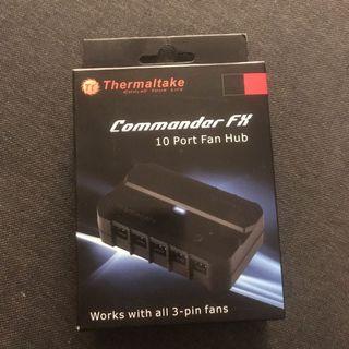 Thermaltake Commander FX fan hub (10 port)