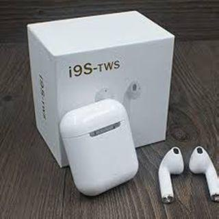i9S TWS Bluetooth 5.0 Earphone With Charging Box for smartphone