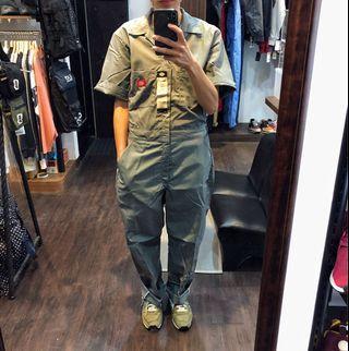 Dickies 店面購入 連身工作褲 工作服 工作衣 工裝