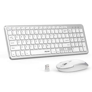 Keyboard and Mouse Set UK Layout, Jelly Comb