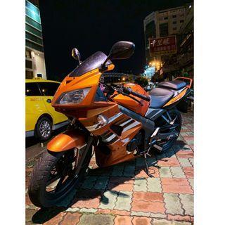 KYMCO-酷龍150