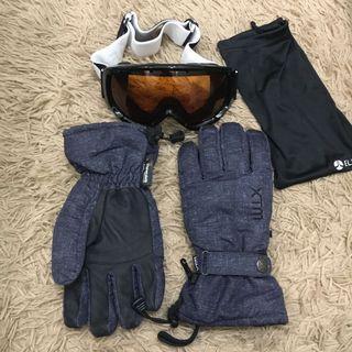 Winter Gloves  combo