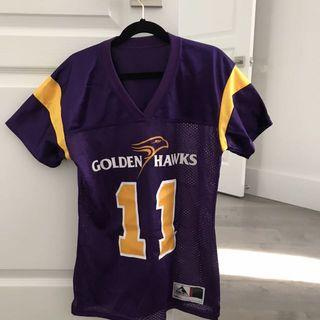 Laurier football jersey