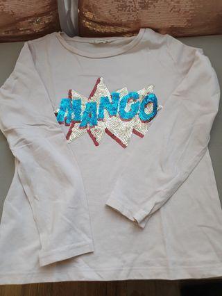 Kaos bling2 mango
