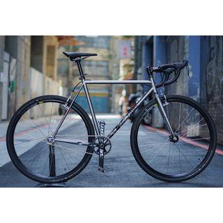 Veloci Cycle Old Street frameset (ss/sscx/track)