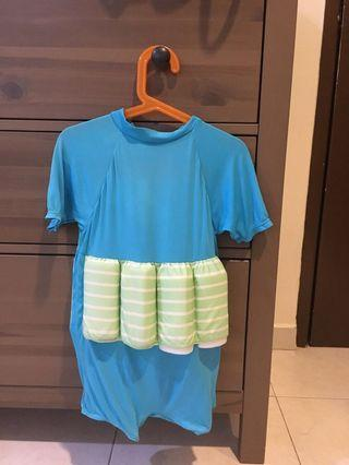 Mothercare Swim Suit with Floaties