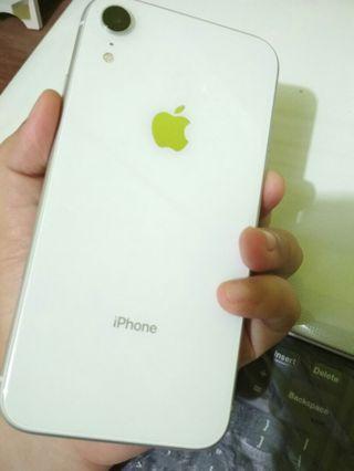 SALE IPHONE XR WHITE 128GB