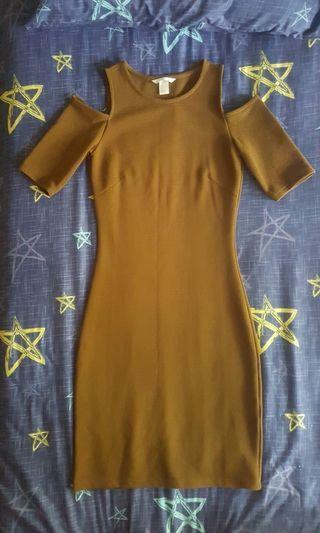 New H&M Bodycon Dress