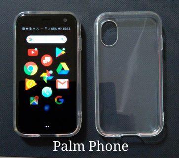 Palm phone 的保護套,透明膠套,果凍套