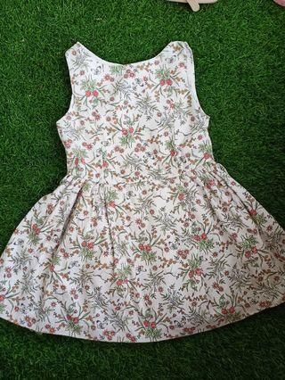 Sergent Major Girl's Dress