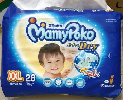MamyPoko Diaper XXL