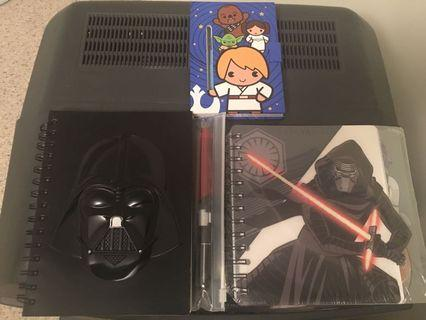 Star Wars Collection Notebook