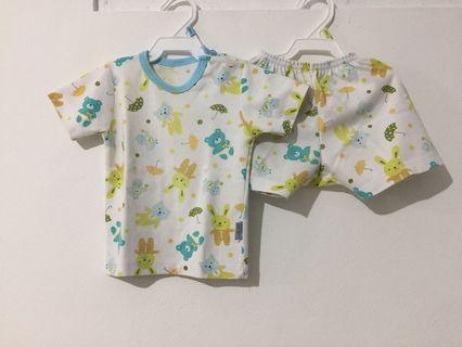 Velvet Junior Baju Bayi