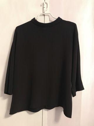 Uniqlo Blouse 3/4 Sleeve