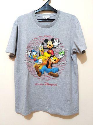 Kaos original Hongkong Disneyland Park1