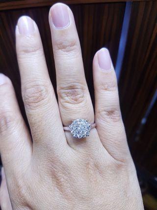Diamond Ring cb601