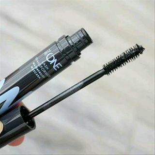 Mascara the one transformer black intens waterproof