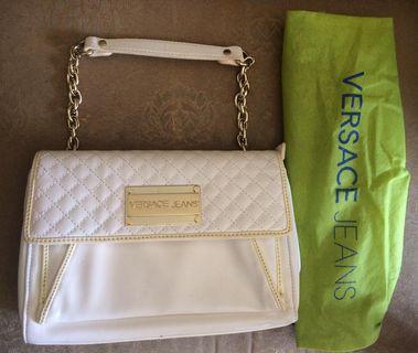 Preloved Authentic Versace Jeans Hand Bag