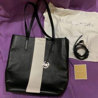 Preloved Authentic Michael Kors Tote Bag with Sling