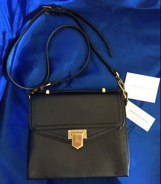 New Original Charles & Keith Mini Sling Bag