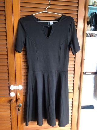 BLACK DRESS H&M ORIGINAL
