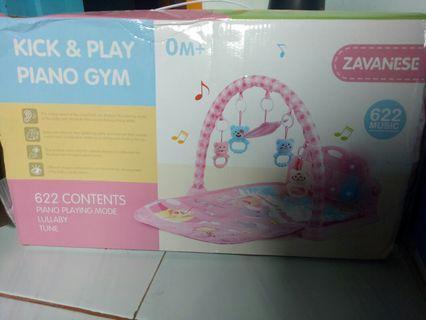 Play pinao gym Zavanesse