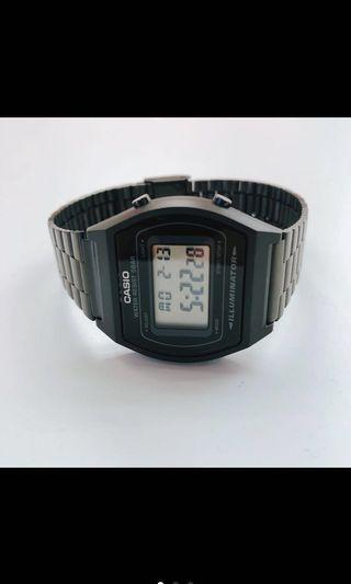 CASIO 卡西歐復古電子錶