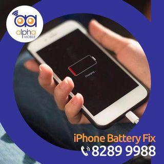 iPhone Battery Repair, iPhone Battery, iPhone Repair