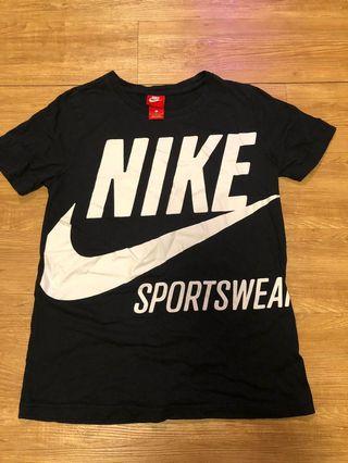 正版 Nike 店面購入 上衣 短t 運動服 sportswear