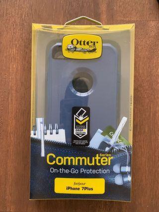 Apple iPhone 7 Plus otter box 手機保護殼(藍)
