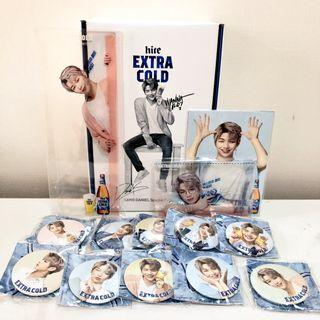 KANG DANIEL HITE EXTRA COLD SPECIAL PACKAGE