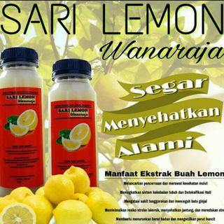Sari lemon wanaraja (1000ml)