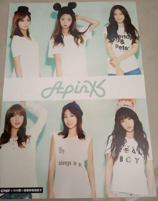 Apink poster