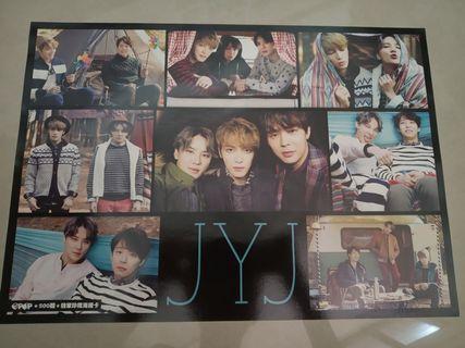 JYJ poster