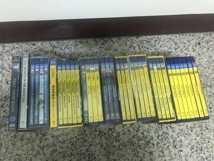 國家地理頻道 藍光DVD