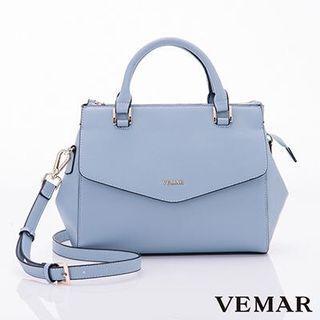 VEMAR 知性俐落信封凱特包(空氣藍)