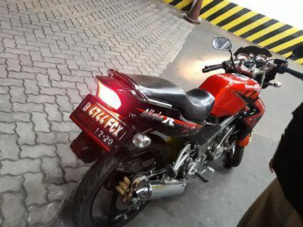 Ninja 150 r oren