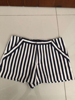 Zara Stripe Short
